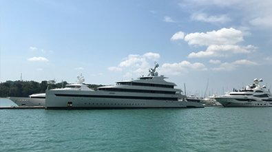 Easing of Regulations on Superyachts in Asia