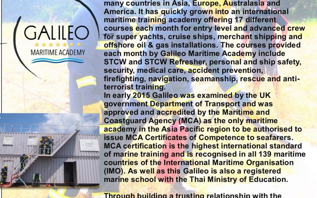 STCW Refresher training for Maritime professionals